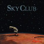 Mack Maloney - SKY CLUB CD cover